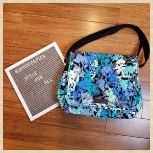 NWOT Vera Bradley Messenger / Laptop Bag
